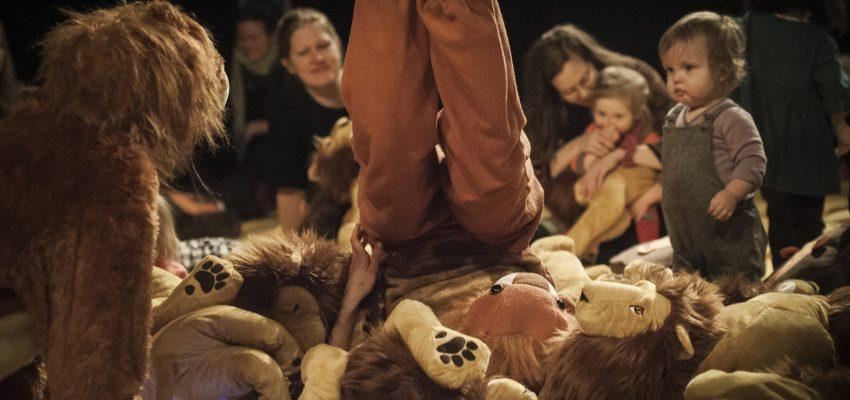 Leijonadisko photo © Uupi Tirronen