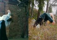 Yksin yhdessä. Kuvassa Elina Valtonen ja Minttu Pietilä. Kuvakaappaus elokuvasta.